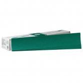 Tira Abrasiva Green Corps Hookit Regalite de 3M, grano 80, 2 3/4 pulgadas X 16 1/2 pulgadas