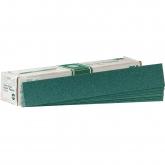 Tira Abrasiva Green Corps Hookit Regalite de 3M, grano 60, 2 3/4 pulgadas X 16 1/2 pulgadas