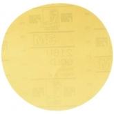 Disco Dorado Hookit de 3M, 216U, 6 pulgadas, grano P500
