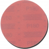 Disco abrasivo rojo Hookit de 3M, 6 pulgadas, grano P180