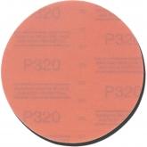 Disco abrasivo rojo Hookit de 3M, 6 pulgadas, grano P320