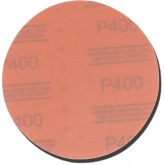 Disco abrasivo rojo Hookit de 3M, 6 pulgadas, 6 pulgadas, grano P400