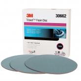 Disco de Espuma Trizact Hookit de 3M, 6 pulgadas, grano 5000