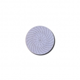 Disco Púrpura de Lijado Limpio Hookit, 3 pulgadas, grano P80
