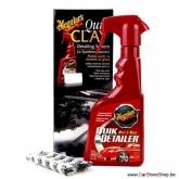 Quik Clay Arcilla Para Descontaminado Con Quick Detailer