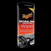 Natural Shine® Protectant - Wipes